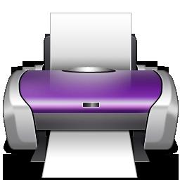Le transfert de votre ronde sur imprimante