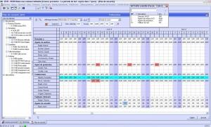 ZEUS® Accès. Organisation des zones et des programmes horaires