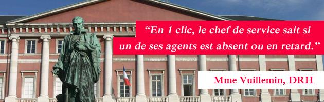 Cour d'Appel de Chambéry Gestion des Temps