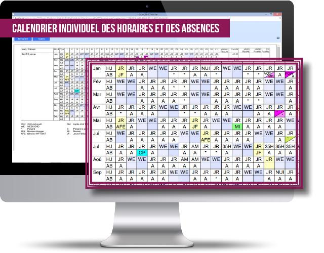 logiciel-gestion-des-temps-web-calendrier-individuel-absences-horaires