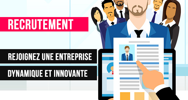 Recrutement DEHO SYSTEMS