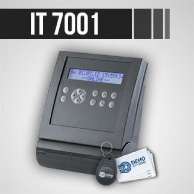 Pointeuse IT 7001 pour gestion des temps