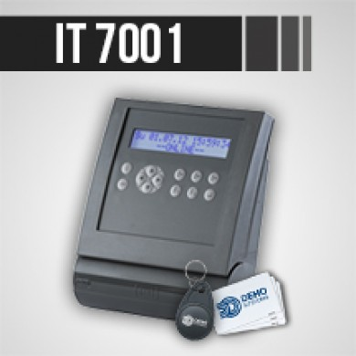 Badgeuse IT 7001 DEHO Systems