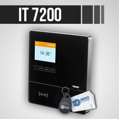 Pointeuse IT 7200 pour gestion des temps
