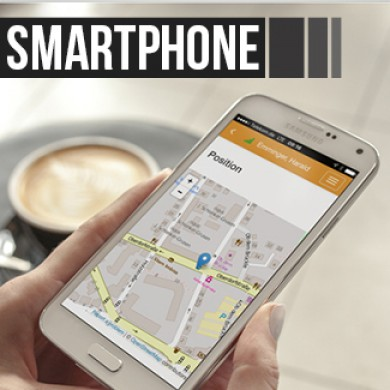 Badgeuse smartphone zeus X
