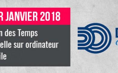 Newsletter DEHO SYSTEMS - Janvier 2018