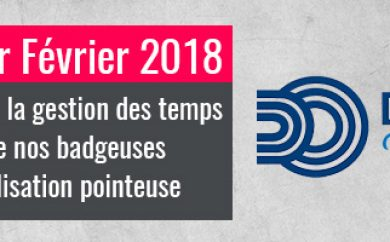 Newsletter DEHO SYSTEMS Février 2018
