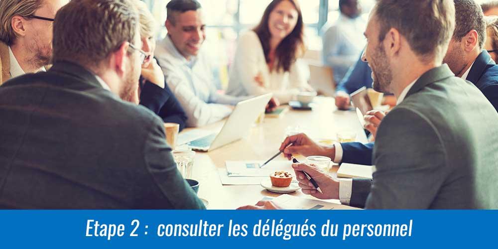Une pointeuse doit faire l'objet d'une consultation des délégués du personnel