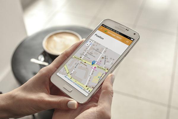 Gestion des temps pointeuse mobile smartphone