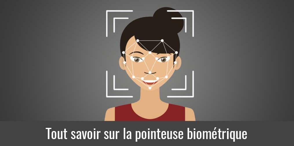 Pointeuse biometrique